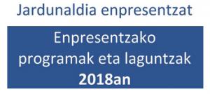 Jornada sobre los programas y ayudas de 2018 para empresas del Gobierno Vasco, de la Diputación y de la Mancomunidad