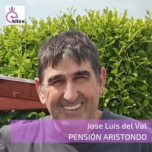 Jose  Luis  del  Val  –  HOSTAL  ARISTONDO